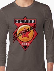 Super Saiyans Baseball T-Shirt