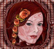 Adara Rosalie Swirls by Ray Jackson