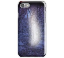 Wood Carving, Brereton Country Park iPhone Case/Skin