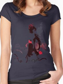 lily Women's Fitted Scoop T-Shirt