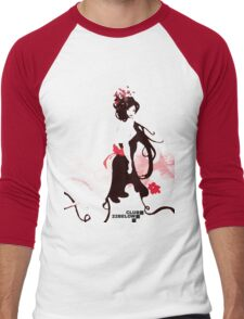 lily Men's Baseball ¾ T-Shirt