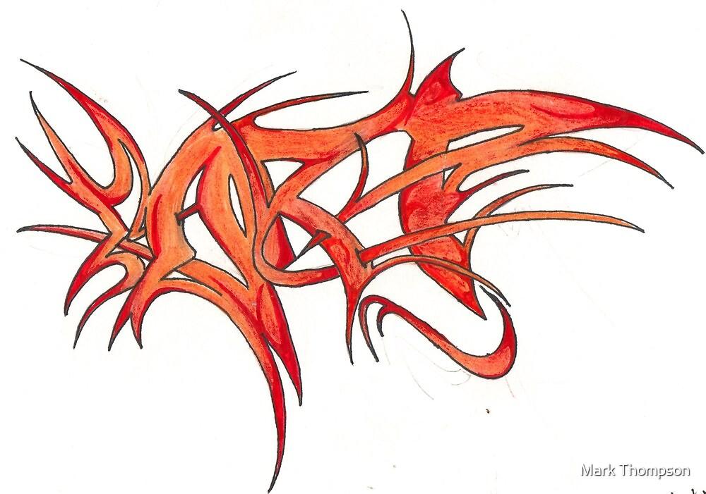 art by mark thompson