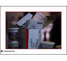 100mm Macro f2.8 IS USM Photographic Print