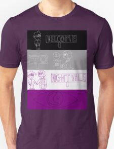 Welcome to Acevale Unisex T-Shirt
