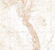 USGS Topo Map Oregon Becker Creek 278986 1990 24000 Sticker
