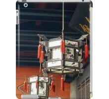 Chinese Lanterns iPad Case/Skin