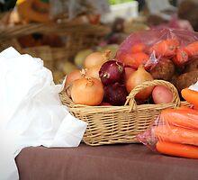 fresh food market by AgaCosmic