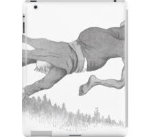Theodor Kittelsen Fande og futen iPad Case/Skin