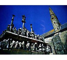 Notre Dame de Tronoen Photographic Print