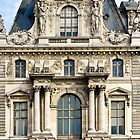Louvre - Pavillon Turgot by Amir Youssef