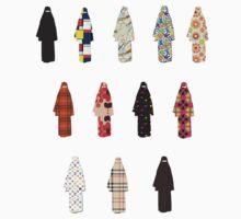 Burka fashion  by kennypepermans