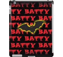 Halloween Batty iPad Case/Skin