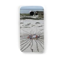 Washed away by the evening tide. Samsung Galaxy Case/Skin