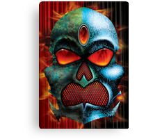 The Reaper's Banner Canvas Print
