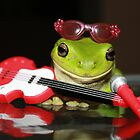 Frog Rocker by Cathie Trimble