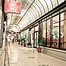 Cathedral Arcade, Melbourne by Nicole a Alley