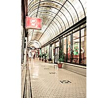 Cathedral Arcade, Melbourne Photographic Print
