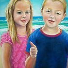 'Young Queenslanders' by Brita Lee