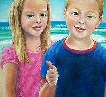 'Young Queenslanders' by Brita Lee