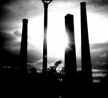 Sydney Park brickworks by jphenfrey