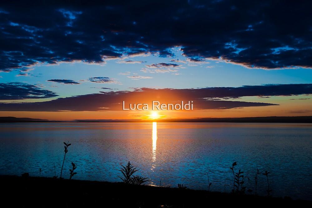 Sunrise in Nova Scotia by Luca Renoldi