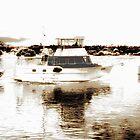 Boat Play by Jennifer Craker