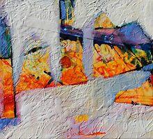 Pinnacles 3 by Graham Cox