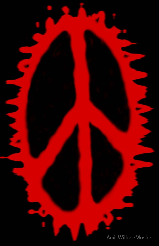 Peace at a Price by Ami  Wilber-Mosher