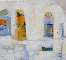 Pinnacles 5 by Graham Cox