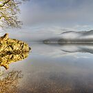 Coniston Water,The Optical Illusion.. by VoluntaryRanger