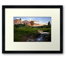 Take Your Chances Framed Print