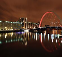 Clyde arc by Photo Scotland