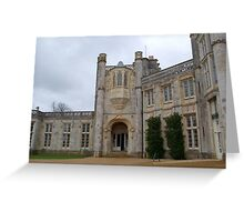 Highcliffe Castle Dorset Greeting Card