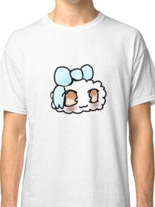 Little girl cloud Classic T-Shirt
