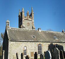 Glasserton Church, Glasserton, Scotland by sarnia2