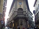 Streets of Florence, Italy by John Carpenter