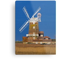 Cley Mill Metal Print