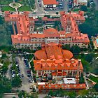 Flagler College, St. Augustine by David Davies