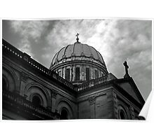 Cathedral of the Blessed Sacrament. Poster