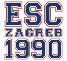 ESC Zagreb 1990 [Eurovision] Kids Clothes