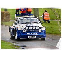 MG Metro 6R4 Poster