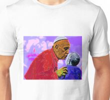 Pope Francis with Child Unisex T-Shirt