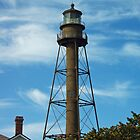 Sanibel Lighthouse 2011 by Karen Checca