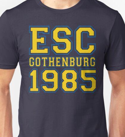 ESC Gothenburg 1985 [Eurovision] Unisex T-Shirt