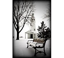 Neenah Light Photographic Print