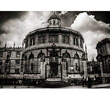 Oxford Building 3 Photographic Print