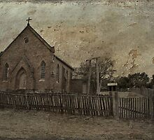Anglican Church - Hill End by garts