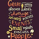 Great Minds by Risa Rodil