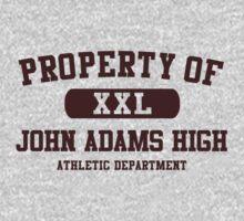 John Adams High Athletic - Dark Kids Tee