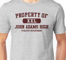 John Adams High Athletic - Dark Unisex T-Shirt